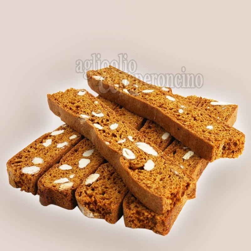 Biscotti mandorla morbidi extra - Prodotto tipico calabrese