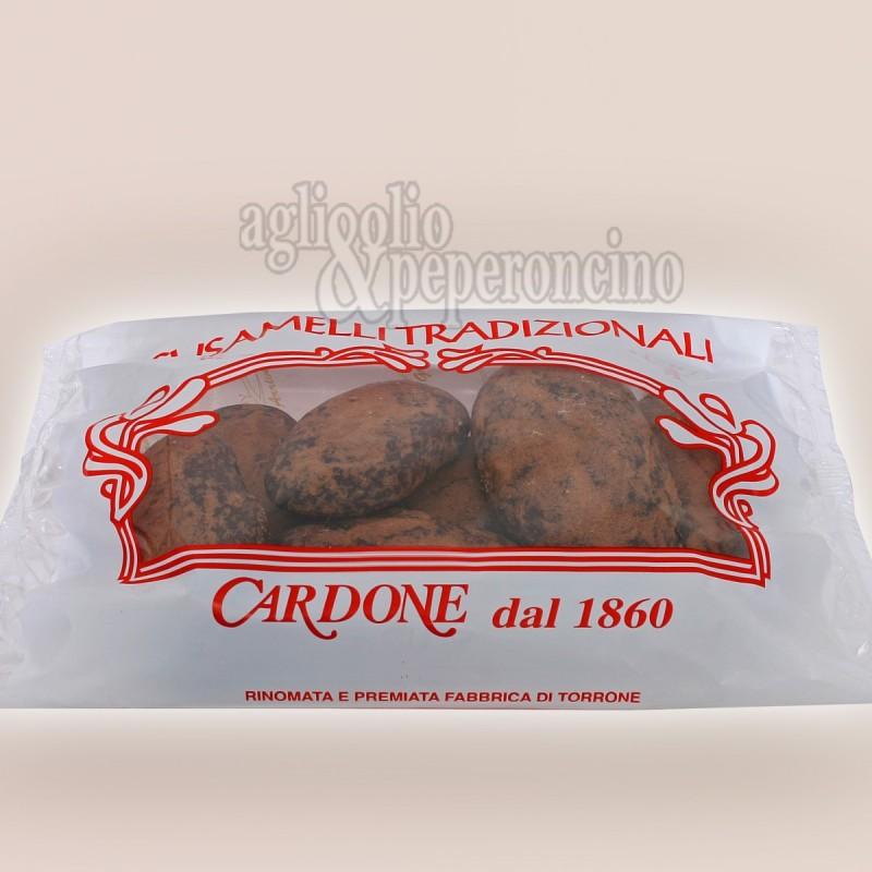 Susumelle al cacao - Biscotti tipici calabresi