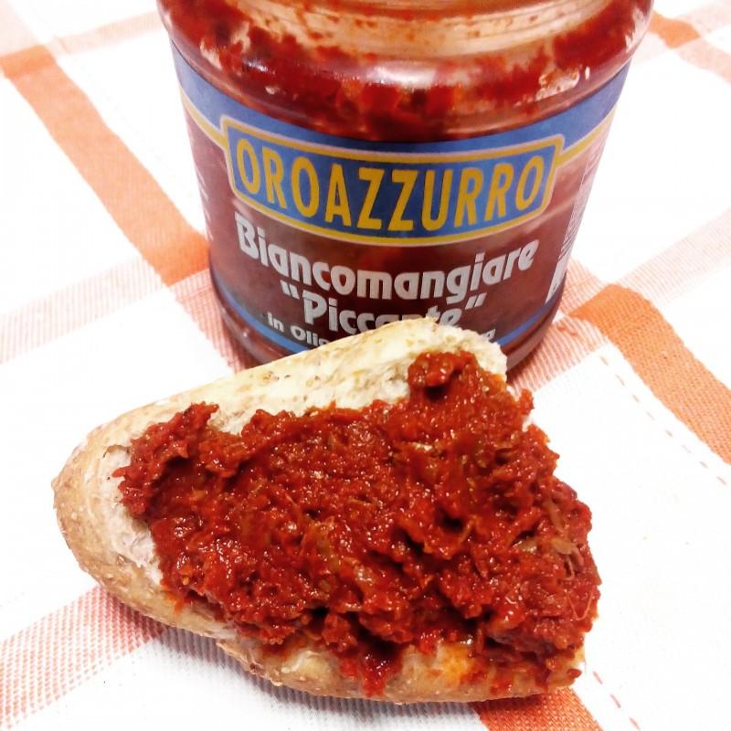 Biancomangiare piccante - Oroazzurro - Calabra Ittica