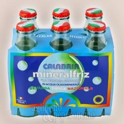 Gassosa Mineralfriz 6x18 cl - Bibita rinfrescante in acqua Calabria