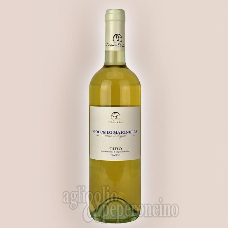 Gocce di Marinella - Vino Cirò Bianco Bio DOC - Cantine De Luca