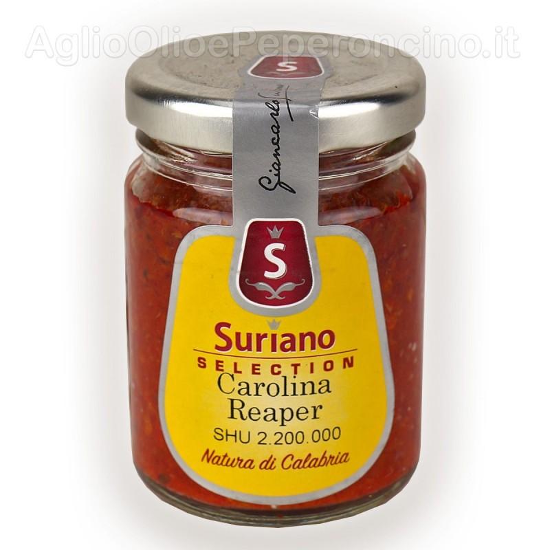 Crema di Carolina Reaper ml 106 - Guinness World Record di piccantezza 2013