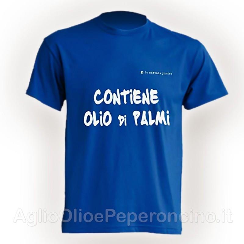 T-Shirt - Contiene olio di Palmi - by Lo Statale Jonico