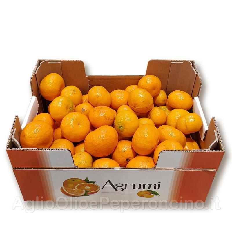 Mandarini Marzoli Calabresi
